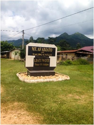 Mt. Afadjato